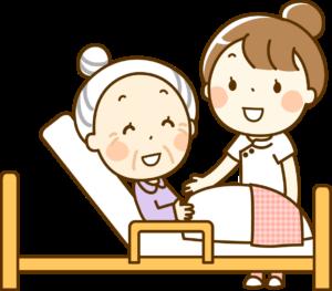 特養の看護師のイメージ
